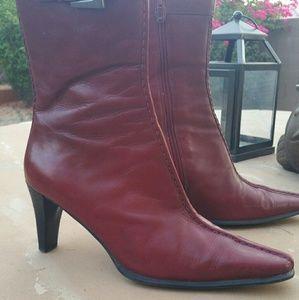 Franco Sarto Mid Calf Boots